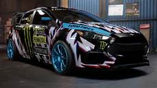 Ken Block S Ford Focus Rs Rx Replica Need For