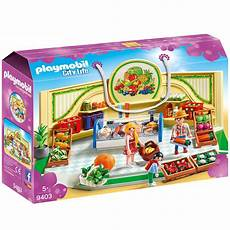 Playmobil Ausmalbilder Citylife Playmobil 174 City Bioladen 9403 Karstadt Shop