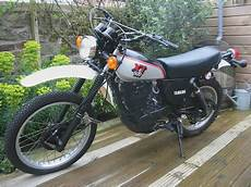 The Specifications For A 1978 Yamaha Xt 500 Ehow