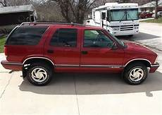 automobile air conditioning service 1996 chevrolet blazer windshield wipe control purchase used 1996 chevrolet blazer lt sport utility 4 door 4 3l 4wd leather loaded no reserve