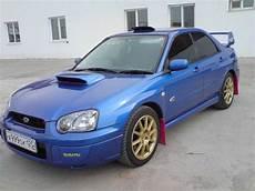 2004 Subaru Impreza Wrx Sti Pictures 2 0l Gasoline