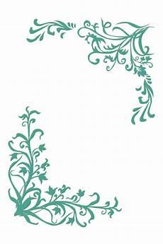 Vektor Bunga Undangan Pernikahan Png
