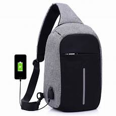 aliexpress com buy high quality usb anti theft chest package backpacks sports daypack travel