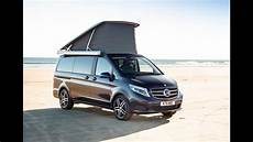 Mercedes V Class Marco Polo 2018 Car Review