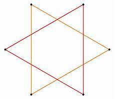 Sterne Bedeutung - hexagram