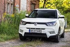 Ssangyong Tivoli 1 6 2wd Sapphire Test Project Automotive