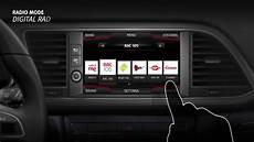 Radio Tutorial Infotainment System Seat 2018