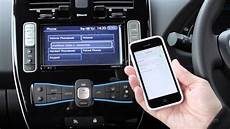 How To Pair Your Bluetooth Device Nissan Connect