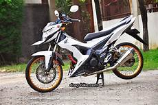 Modifikasi Honda Sonic 150 Terbaru by 40 Foto Gambar Modifikasi Motor Sonic Racing