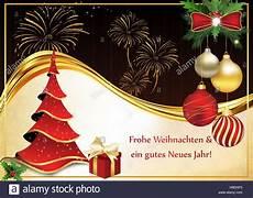 frohe weihnachten und ein gutes gesundes neues jahr