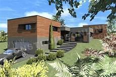 prix terrassement maison 100m2 maison contemporaine avec sous sol de type 5 3 chambres