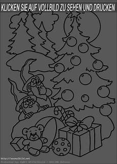 Weihnachten Ausmalbild Zahlen Weihnachten 6 Ausmalbild