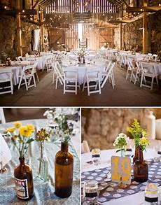 danielle jeremy s real barn wedding green wedding