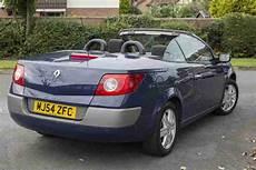 Renault 2004 Megane Convertible Dynamique 1 6 Vvt 115 Blue
