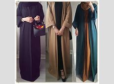 2019 Abaya Dubai Muslim Dress Kaftan Kimono Bangladesh