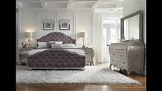 rhianna glam style bedroom set by pulaski furniture home gallery stores youtube