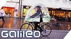 Fahrrad Mit Dach - ist ein fahrrad dach sinnvoll galileo lunch