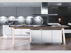"""Trend: Materialien: Optisch leicht: Küche """"NX902"""" von"""