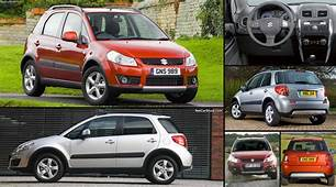 Suzuki SX4 2010  Pictures Information & Specs