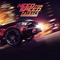 need for speed payback deluxe edition for playstation 4