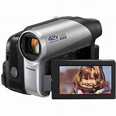 panasonic mini dv cassette panasonic pv gs90 mini dv camcorder pv gs90 b h photo