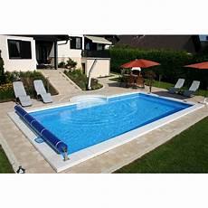 summer styropor pool set lugano einbaubecken 700 cm x