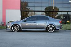 acura tl gray rides styling
