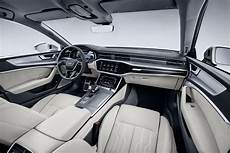 the 2019 audi a7 sportback looks good and goes more high tech than ever automotive interiors