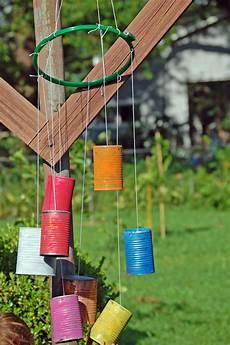 Windspiel Basteln Mit Kindern - crafting cage free