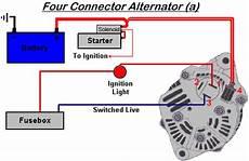 help wanted alternator wiring a denso lightweight alternator