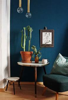 wandfarbe türkis blau ambiente be bold with colour