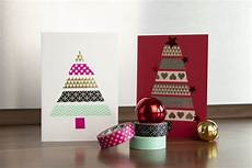 Weihnachtskarten Basteln Diy Academy