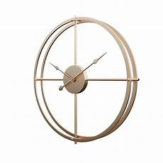 40cm Large Silent Wall Clock Modern Design Clocks Home