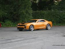 Camaro Bumblebee Gets Revised For Transformers 2 News