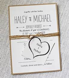 items similar to whimsical wedding invitation rustic chic wedding invitation modern wedding