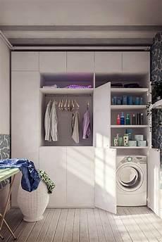 armadio sgabuzzino mobili per ripostiglio con anta serrandina e idee salvaspazio