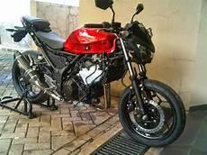 Galeri Foto Modifikasi Motor Sport Kawasaki Z250 Terbaru