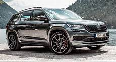 Skoda Kodiaq Scout Bestellbar - skoda kodiaq rs by abt now boasts 266 hp even sportier