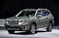 subaru forester 2020 colors all new 2019 subaru forester the bad and