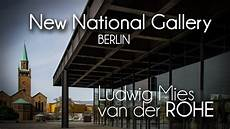 l mies der rohe new national gallery