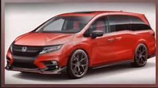 2020 honda odyssey type r review release date