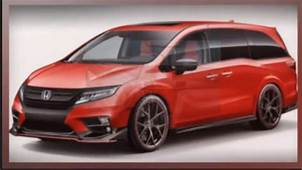 2020 Honda Odyssey Type R Specs  Cars Review