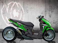 Vario Techno Modif by Desain Inspirasi Modif Honda Techno 125 Pgm Fi Oto2 S Custom
