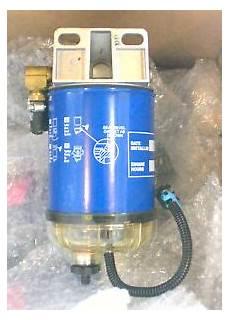 Racor 690r Diesel Fuel Filter 12 Volt Heater Spinon