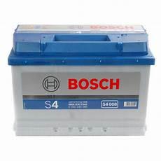автомобильный аккумулятор Bosch 74 S4 008 обратная