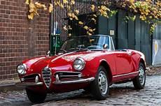 just listed 1962 alfa romeo giulietta spider veloce automobile magazine