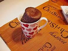mikrowelle kuchen mug cake tassen mikrowellenkuchen von alexholmes