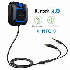 bluetooth adapter aux 3 5mm nfc wireless usb bluetooth stereo aux audio