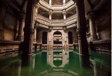 a step up in amazing architecture 6 abandoned step with amazing architecture in india