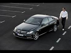 2012 Mercedes C Class Coupe C 250 Cdi Front Angle